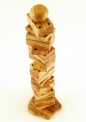 Olive Wood Dominoes
