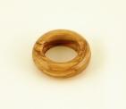 Olive Wood Round Napkin Ring