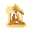 Olive Wood Nativity