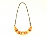 Olivewood Chunky Necklace