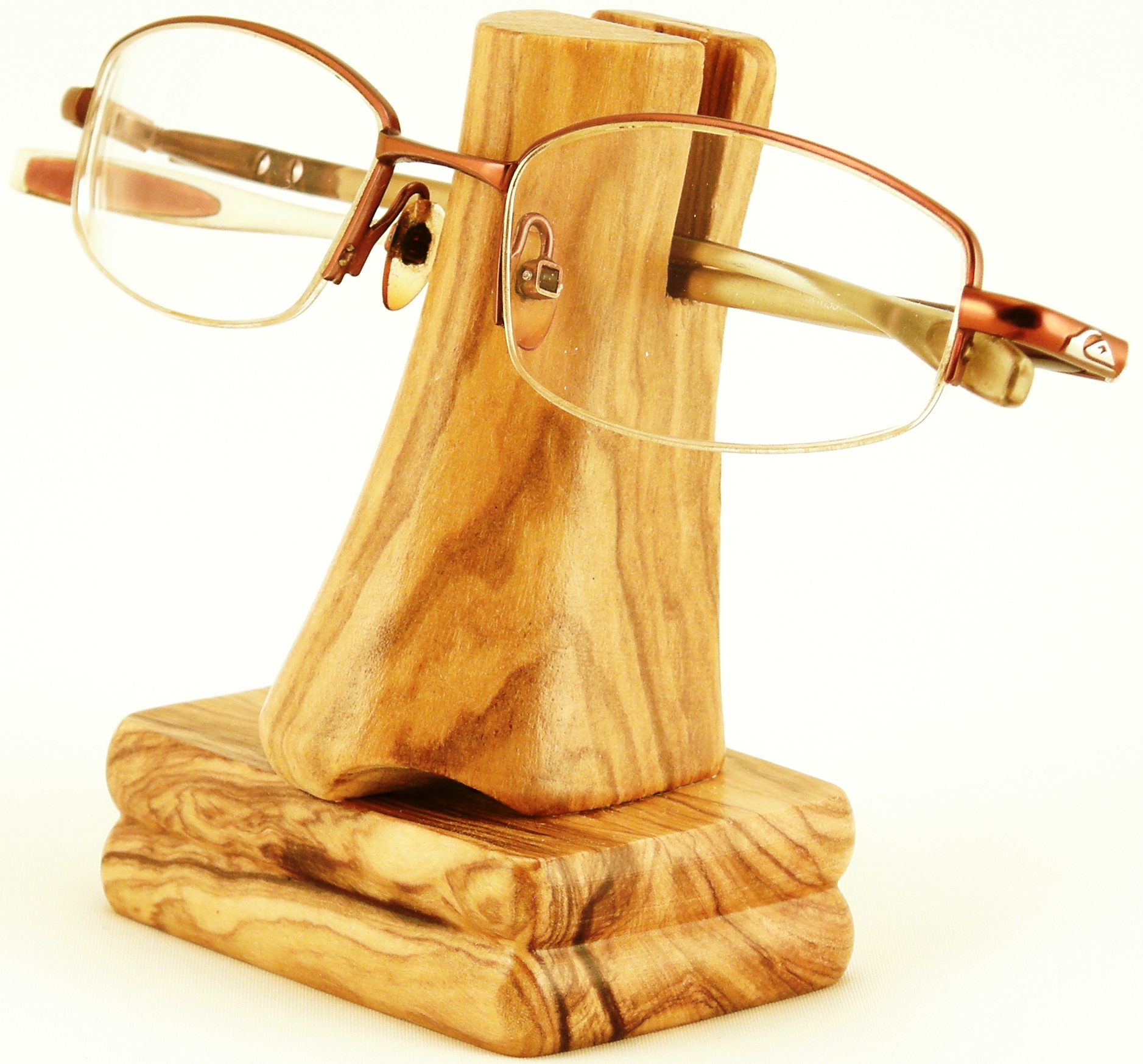 10 Dollar Gifts Olive Wood Nose Glasses Stand